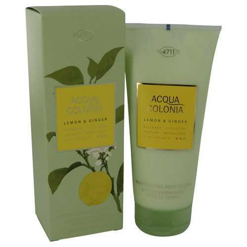 4711 ACQUA COLONIA Lemon & Ginger by Maurer & Wirtz Body Lotion 6.8 oz (Women)