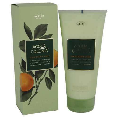 4711 Acqua Colonia Blood Orange & Basil by Maurer & Wirtz Body Lotion 6.8 oz (Women)