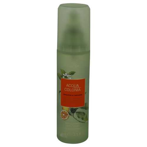 4711 Acqua Colonia Mandarine & Cardamom by Maurer & Wirtz Body Spray 2.5 oz (Women)
