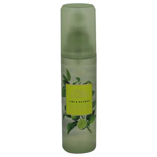 4711 Acqua Colonia Lime & Nutmeg by Maurer & Wirtz Body Spray 2.5 oz (Women)