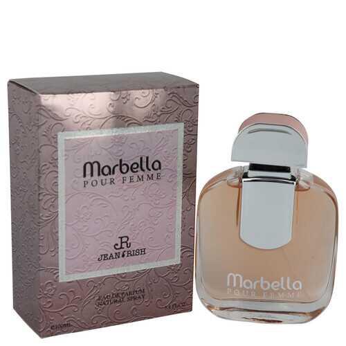 Marbella by Jean Rish Eau De Parfum Spray 3.4 oz (Women)