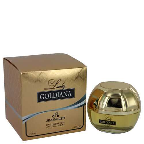 Lady Goldiana by Jean Rish Eau De Parfum Spray 3.4 oz (Women)