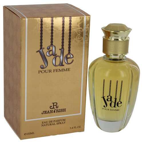 Jade Pour Femme by Jean Rish Eau De Parfum Spray 3.4 oz (Women)