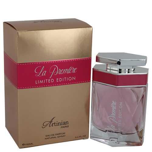 La Premiere by Artinian Paris Eau De Parfum Spray (Limited Edition) 3.4 oz (Women)