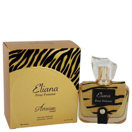 Eliana by Artinian Paris Eau De Parfum Spray 3.4 oz (Women)