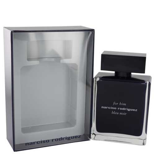 Narciso Rodriguez Bleu Noir by Narciso Rodriguez Eau De Toilette Spray 5 oz (Men)