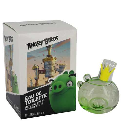 Angry Birds The Pigs by Air Val International Eau De Toilette Spray 1.7 oz (Women)