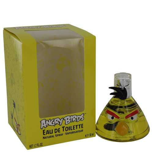 Angry Birds Yellow by Air Val International Eau De Toilette Spray 1.7 oz (Women)
