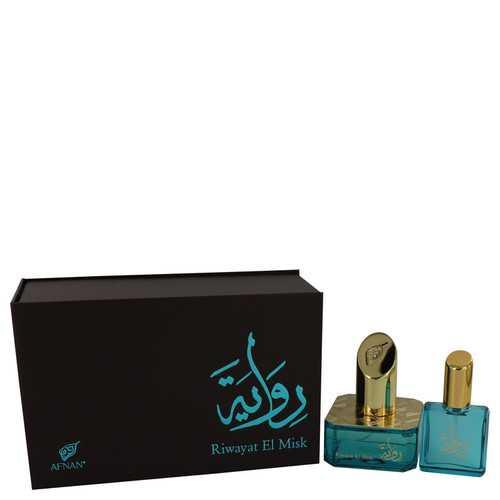 Riwayat El Misk by Afnan Eau De Parfum Spray + Free .67 oz Travel EDP Spray 1.7 oz (Women)