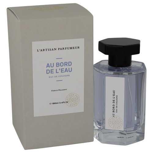 Au Bord De L'eau by L'artisan Parfumeur Eau De Cologne Spray (Unisex) 3.4 oz (Women)