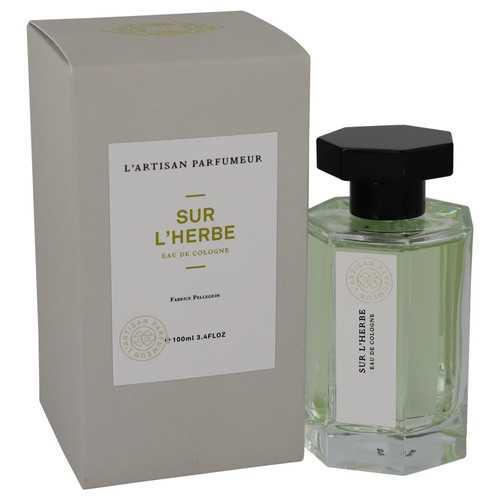 Sur L'herbe by L'artisan Parfumeur Eau De Cologne Spray (Unisex) 3.4 oz (Women)