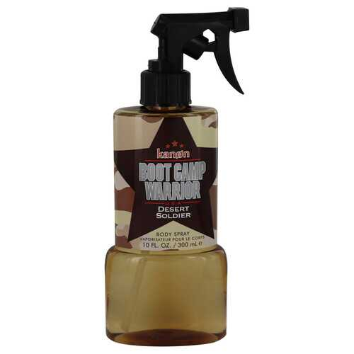 Kanon Boot Camp Warrior Desert Soldier by Kanon Body Spray 10 oz (Men)