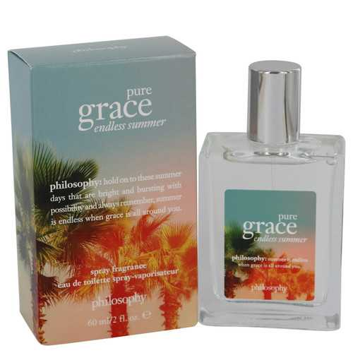 Pure Grace Endless Summer by Philosophy Eau De Toilette Spray 2 oz (Women)