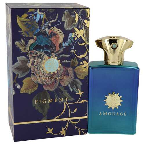 Amouage Figment by Amouage Eau De Parfum Spray 3.4 oz (Men)