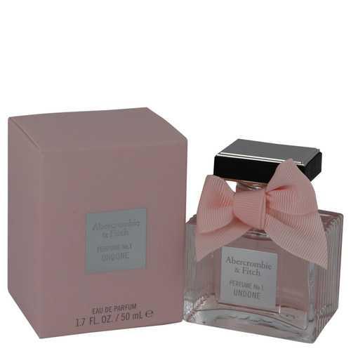 Perfume No. 1 Undone by Abercrombie & Fitch Eau De Parfum Spray 1.7 oz (Women)