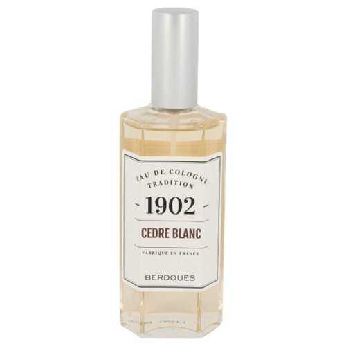 1902 Cedre Blanc by Berdoues Eau De Cologne Spray (Tester) 4.2 oz (Women)