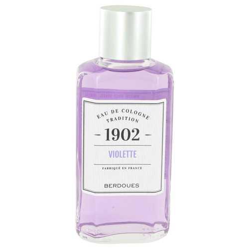 1902 Violette by Berdoues Eau De Cologne Spray (Tester) 4.2 oz (Women)