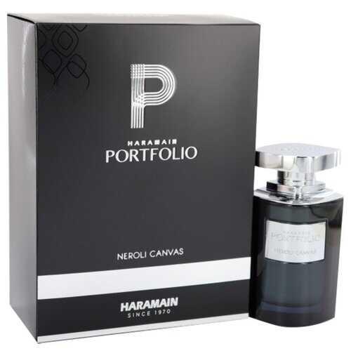 Portfolio Neroli Canvas by Al Haramain Eau De Parfum Spray 2.5 oz (Men)