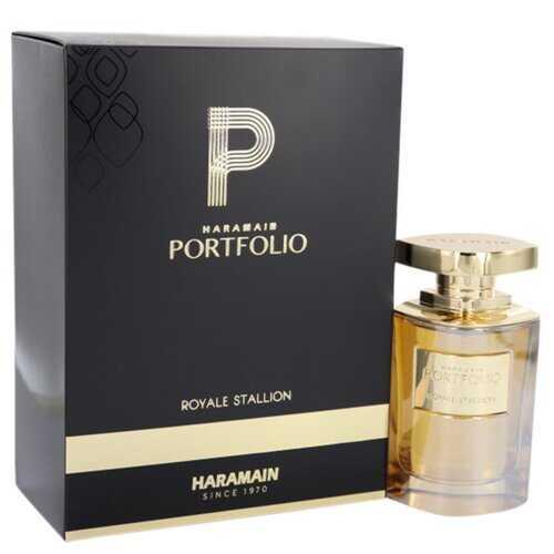 Portfolio Royale Stallion by Al Haramain Eau De Parfum Spray 2.5 oz (Men)