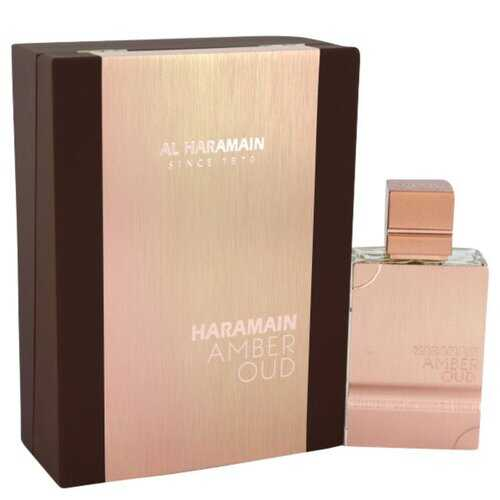 Al Haramain Amber Oud by Al Haramain Eau De Parfum Spray (Unisex) 2 oz (Women)