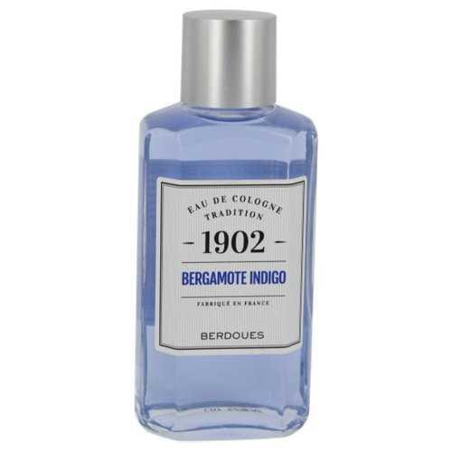 1902 Bergamote Indigo by Berdoues Eau De Cologne 8.3 oz (Women)