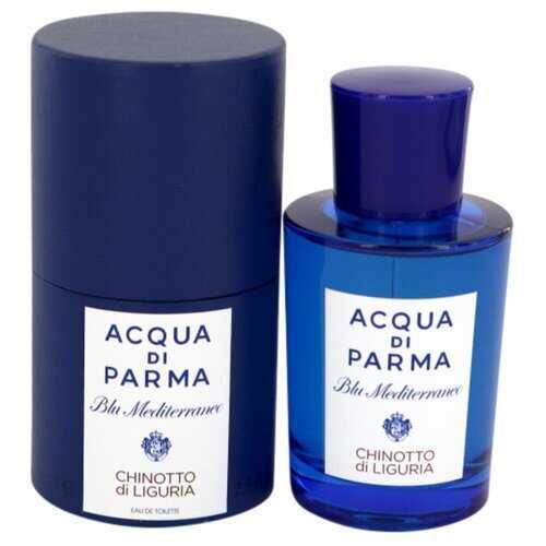 Blu Mediterraneo Chinotto Di Liguria by Acqua Di Parma Eau De Toilette Spray (Unisex) 2.5 oz (Women)
