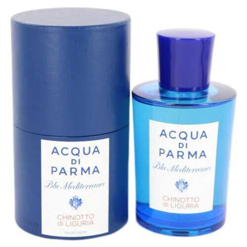Blu Mediterraneo Chinotto Di Liguria by Acqua Di Parma Eau De Toilette Spray (Unisex) 5 oz (Women)