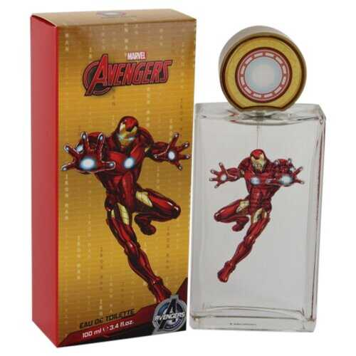 Iron Man Avengers by Marvel Eau De Toilette Spray 3.4 oz (Men)