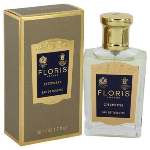 Floris Chypress by Floris Eau De Toilette Spray 1.7 oz (Women)