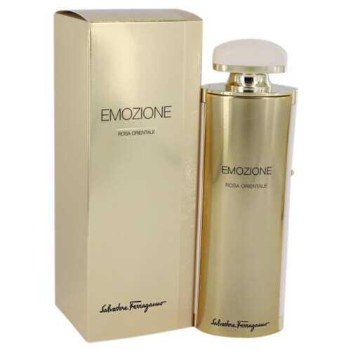 Emozione Rosa Orientale by Salvatore Ferragamo Eau De Parfum Spray 3.1 oz (Women)