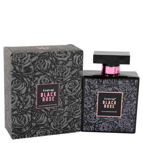 Firetrap Black Rose by Firetrap Eau De Parfum Spray 3.38 oz (Women)
