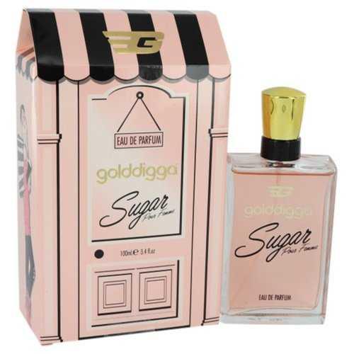 Golddigga Sugar Pour Femme by Golddigga Eau De Parfum Spray 3.4 oz (Women)