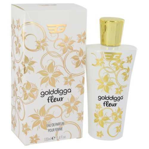 Golddigga Fleur by Golddigga Eau De Parfum Spray 3.4 oz (Women)