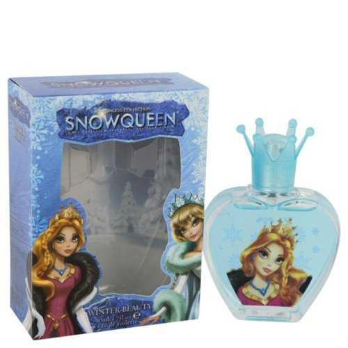 Snow Queen Winter Beauty by Disney Eau De Toilette Spray 1.7 oz (Women)