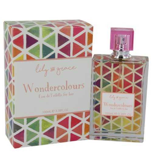Lily and Grace Wondercolours by Lily and Grace Eau De Toilette Spray 3.38 oz (Women)