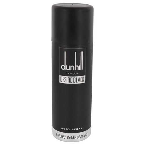 Desire Black London by Alfred Dunhill Body Spray 6.4 oz (Men)