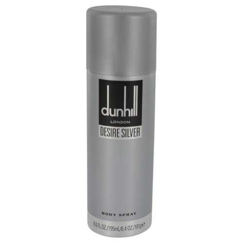 Desire Silver London by Alfred Dunhill Body Spray 6.4 oz (Men)