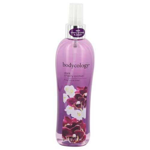Bodycology Dark Cherry Orchid by Bodycology Fragrance Mist 8 oz (Women)