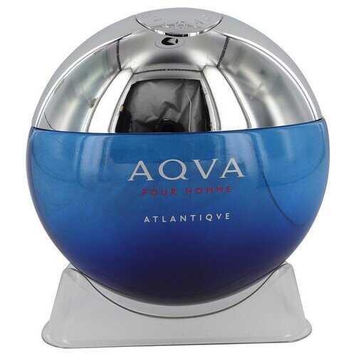 Bvlgari Aqua Atlantique by Bvlgari Eau De Toilette Spray (Tester with stand) 3.4 oz (Men)