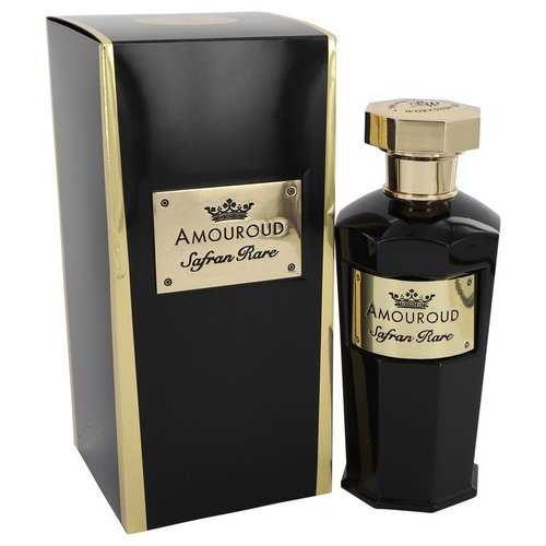 Safran Rare by Amouroud Eau De Parfum Spray (Unisex) 3.4 oz (Women)