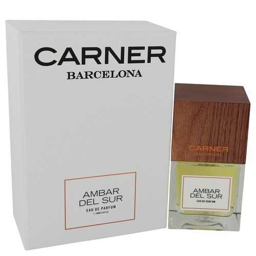 Ambar Del Sur by Carner Barcelona Eau De Parfum Spray (Unisex) 3.4 oz (Women)