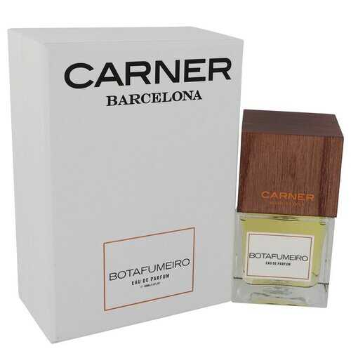 Botafumeiro by Carner Barcelona Eau De Parfum Spray (Unisex) 3.4 oz (Women)