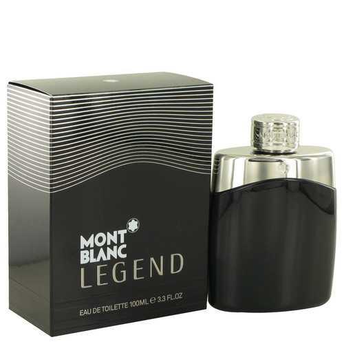 MontBlanc Legend by Mont Blanc Eau De Toilette Spray (Special Edition Tester) 3.3 oz (Men)