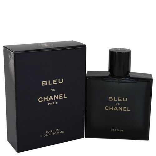 Bleu De Chanel by Chanel Parfum Spray (New 2018) 3.4 oz (Men)