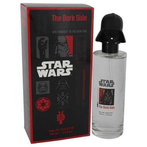 Star Wars Darth Vader 3D by Disney Eau De Toilette Spray 3.4 oz (Men)