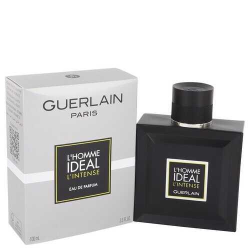 L'homme Ideal L'intense by Guerlain Eau De Parfum Spray 3.4 oz (Men)
