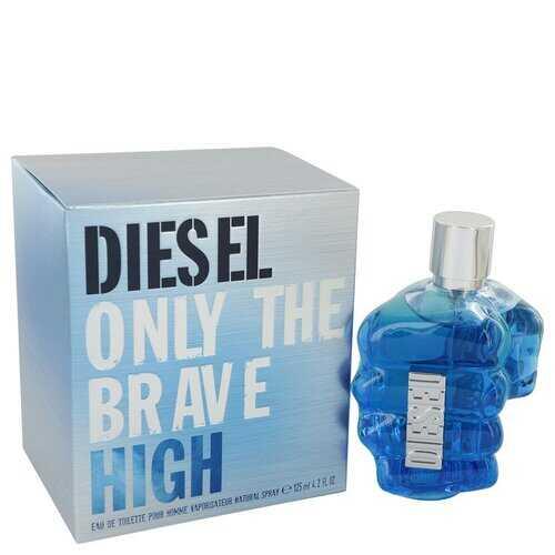 Only The Brave High by Diesel Eau De Toilette Spray 4.2 oz (Men)