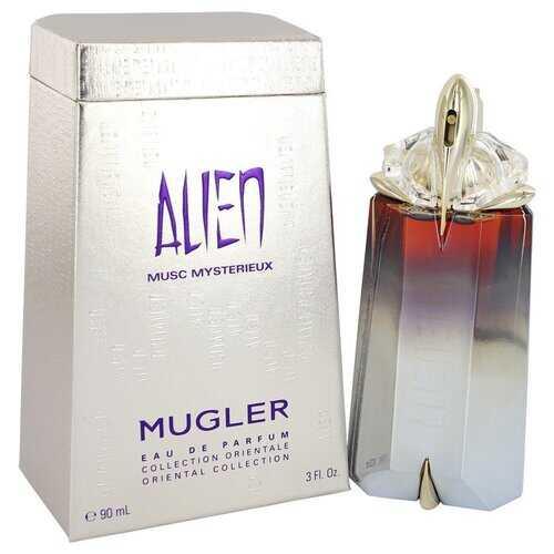 Alien Musc Mysterieux by Thierry Mugler Eau De Parfum Spray (Oriental Collection) 3 oz (Women)