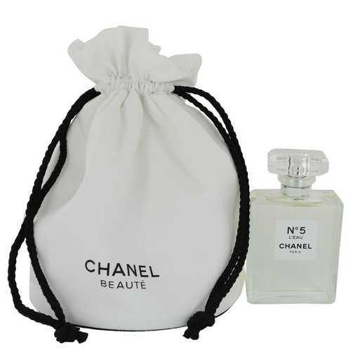 Chanel No. 5 L'eau by Chanel Eau De Toilette Spray in Bag 3.4 oz (Women)