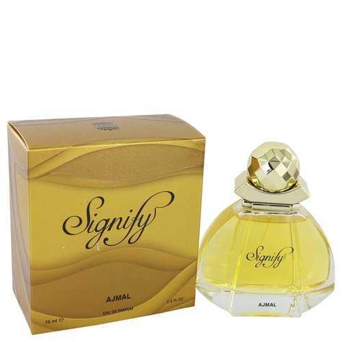 Ajmal Signify by Ajmal Eau De Parfum Spray 2.5 oz (Women)